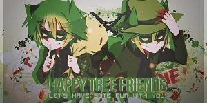 Happy Tree Friends! by sky--fall