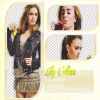 Photopack PNG Lily Collins by PhotopacksLWWYPP