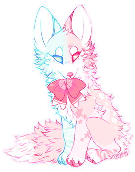 candy fox auction [closed] by stellamei