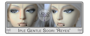 Liquid Sugar Face Up: Iplehouse Gentle Soori by SyrynValentyne