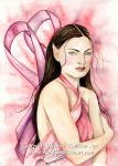Protection Angel Breast Caner by wendykathleen