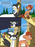 PMD: EoH Chapter 2 - 52 by Evildraws