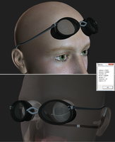 Simple Goggles by Dumbfounded
