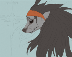 WIP Colouring ThirdS by goatmeal