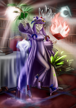 The One-Week Wizard by chioi-tempest