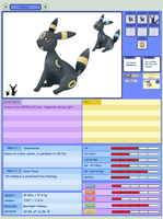 EN_ Umbreon by pitch-black-crow