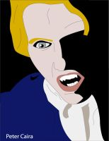 lestat in the shadows by luciferightbearer