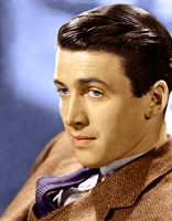 Jimmy Stewart: Colored by Abracadabra-91