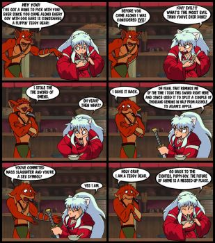 And Yet, I Blame InuYasha 02 by Patches67
