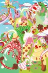 Mayhem in Candyland by photoshop-addict28
