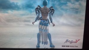 Soul Calibur 5: Froste (v2) (2) by DeathShadow0