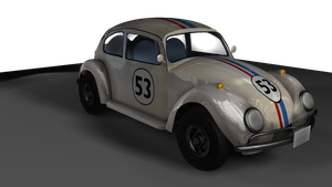 Herbie by mokonaxmodoki