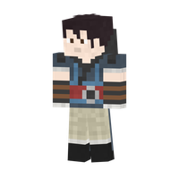 Lon'qu Minecraft Skin (With Download) by ArchdukeQWA
