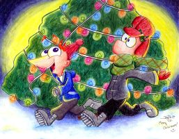 Let's Make that Christmas Feeling Grow! by heeyjayp17
