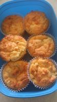 Cupcakes/Muffins by NaoTheSillyDuffer