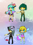 ADOPTS (2/4 OPEN) (PRICE REDUCED #4) by JustCuteAdopts