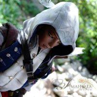 Connor Kenway by Atelier-Cynamon