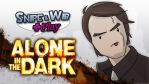 Alone in the Dark Title Card by wibblethefish