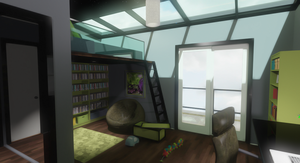The Room I Wanted When I Was a Kid by el-Jimmeister