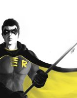 Speed Paint: Robin by steven-donegani