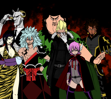 The Seven Kin of Purgatory by jhodder