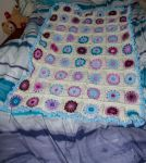 Crochet bedspread by magicandcrochethook