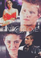 Cato and Clove by elianadgrtrofzeus