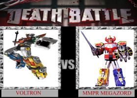 Voltron VS Megazord DEATH BATTLE by Dark-dragon99