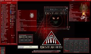 Disturbed v1 for WB5 by GraffiX-MajjiK