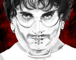 Will Graham by Lyseni