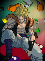 FUSION_GOGETA by PotemkinBuster