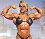 Kaley Muscle Show by Turbo99