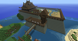 Minecraft - Shadydew Manor House by Mysterious-Lupis