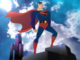 Kingdome Come Superman by els3bas