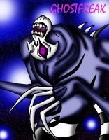 GHOSTFREAK-BEN 10 ALIEN FORCE by TheDocRoach