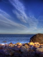 HDR Beach by cestnms