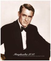 Cary Grant by GuddiPoland