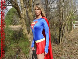 supergirl nature 2 by ilikesuperwomens