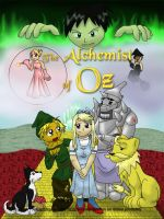 The Alchemist of Oz by faye-the-firefox