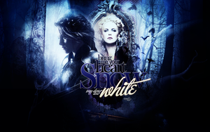 snow white wallpaper 1 by mia47
