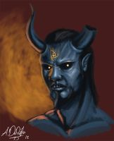 Lucifer by Torvald2000