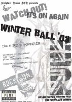 Winterball 03 Poster by takai