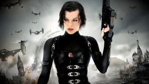 Milla Jovovich Resident Evil Retribution by NEO-Musume