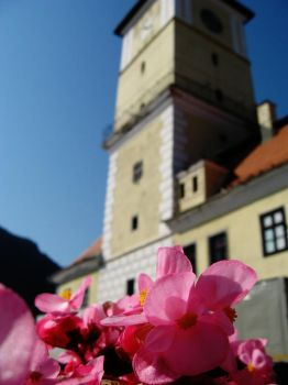 The bell tower by szeretet
