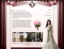Diamond Bridal Site by incognitoWolfe