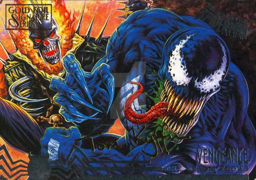 Venom and Vengeance by TomKyffinAtomik