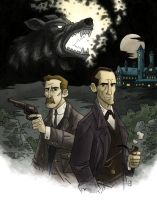 The Hound of the Baskervilles by mscorley