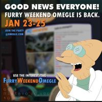 Furry Weekend Omegle Is Back by boeingboeing2