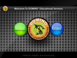 Domino English Page by maniPakistani