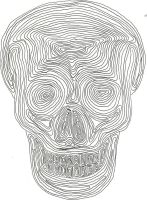 Topography Skull by kprofdrelm